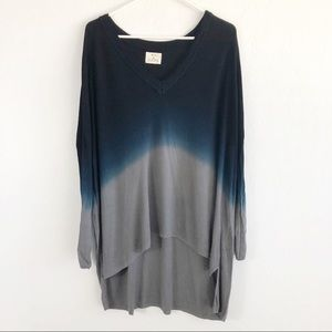 Urban Outfitters Pins & Needles Ombré Knit Top